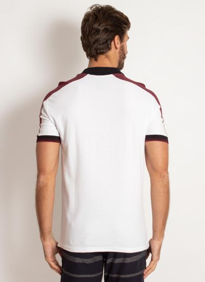 camisa-polo-aleatory-masculina-piquet-brasao-recorte-peito-modelo-2-
