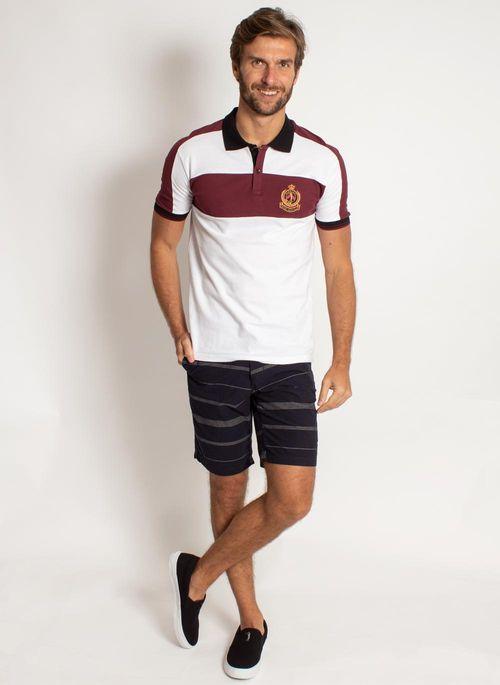 camisa-polo-aleatory-masculina-piquet-brasao-recorte-peito-modelo-3-