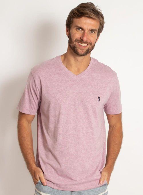 camiseta-aleatory-masculina-gola-v-basica-lilas-mescla-modelo-4-