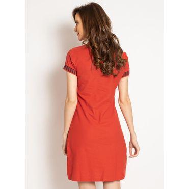 vestido-aleatory-gola-polo-liso-laranja-modelo-2019-2-