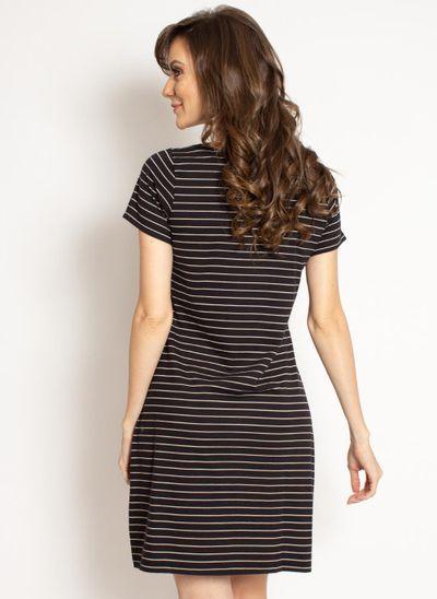 vestido-aleatory-t-shirt-listrado-preto-2019-2-