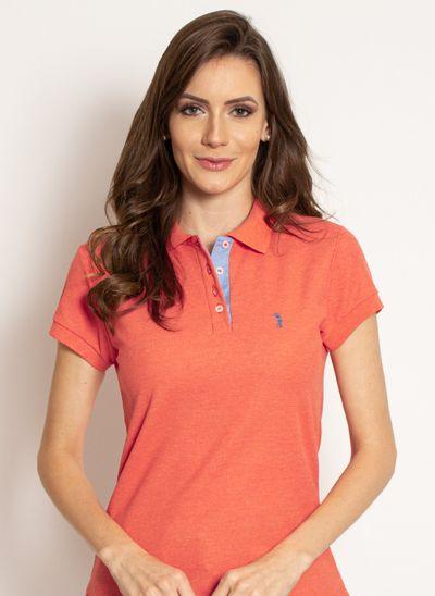 camisa-polo-aleatory-feminino-piquet-lycra-laranja-modelo-2019-1-