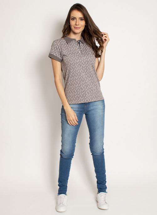 camisa-polo-aleatory-feminino-piquet-close-cinza-modelo-2019-8-