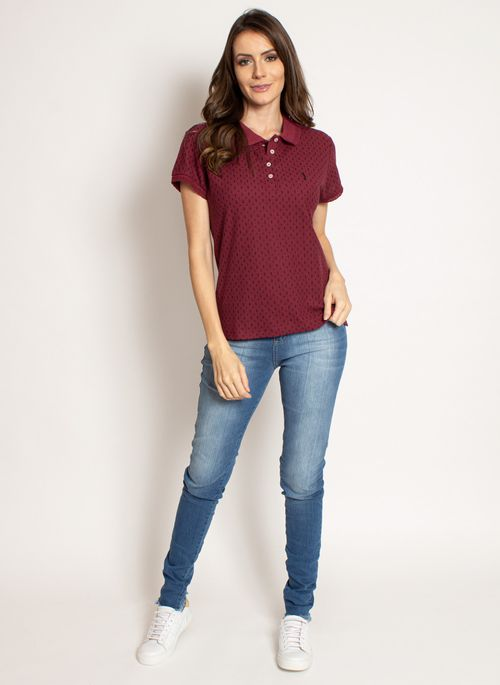 camisa-polo-aleatory-feminino-mini-print-elegant-modelo-2019-3-