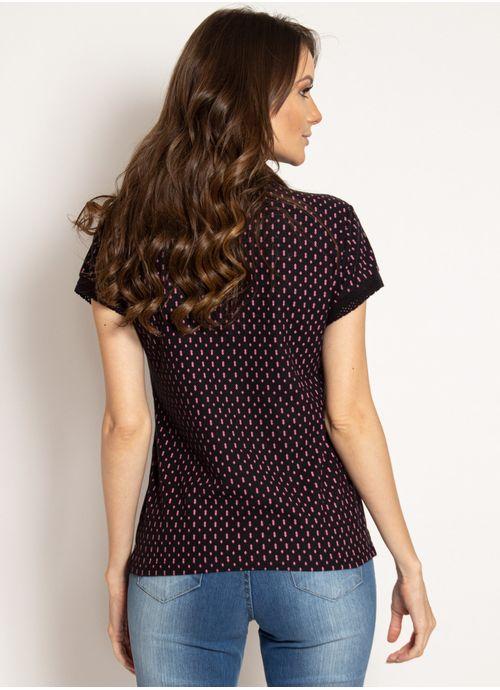 camisa-polo-aleatory-feminino-mini-print-elegant-modelo-2019-7-