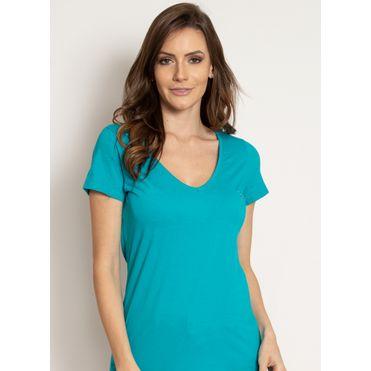 camiseta-aleatory-feminina-gola-v-basica-azul-modelo-2019-1-