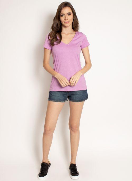 camiseta-aleatory-feminina-gola-v-basica-lilas-modelo-2019-3-