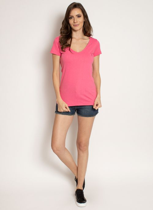 camiseta-aleatory-feminina-gola-v-basica-rosa-modelo-2019-3-