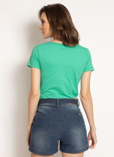 camiseta-aleatory-feminina-gola-v-basica-verde-modelo-2019-7-