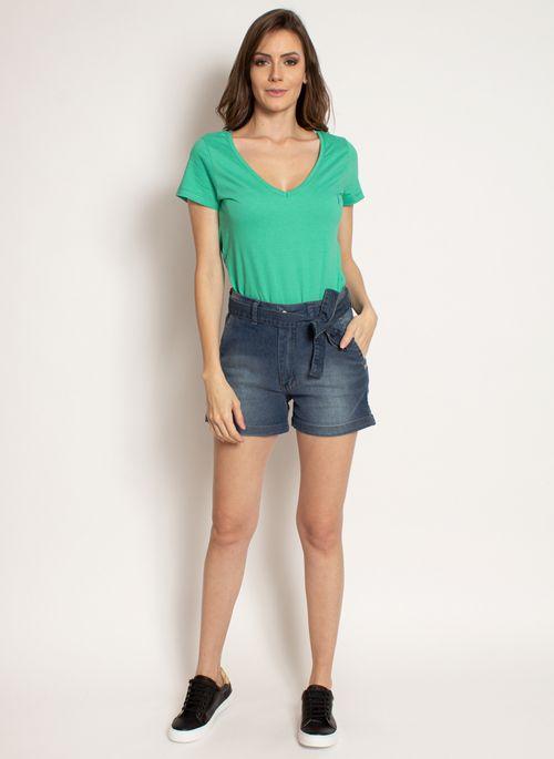 camiseta-aleatory-feminina-gola-v-basica-verde-modelo-2019-8-