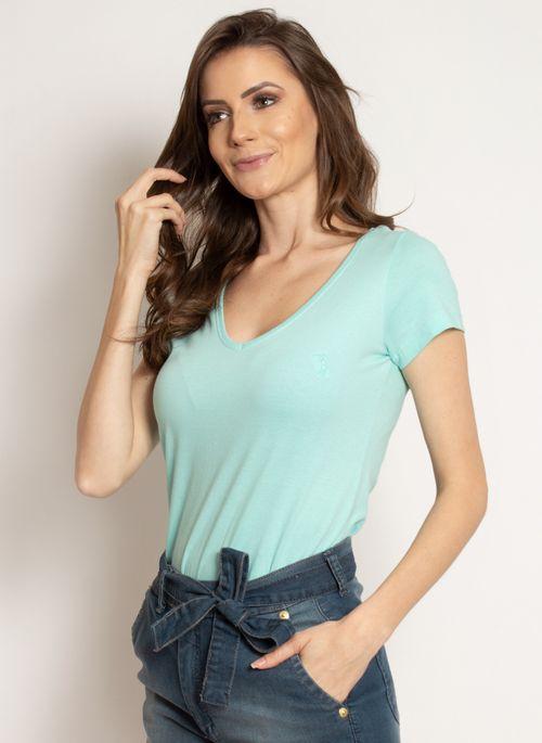 camiseta-aleatory-feminina-gola-v-basica-verde-modelo-2019-4-