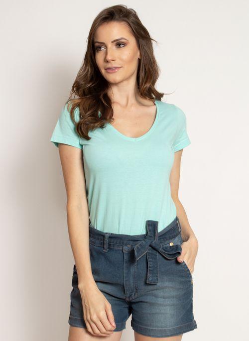 camiseta-aleatory-feminina-gola-v-basica-verde-modelo-2019-5-