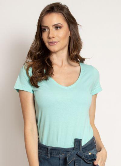 camiseta-aleatory-feminina-gola-v-basica-verde-modelo-2019-1-