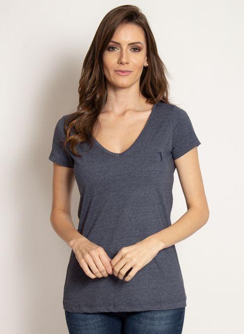 camiseta-aleatory-feminina-gola-v-basica-azul-marinho-mescla-modelo-2019-4-