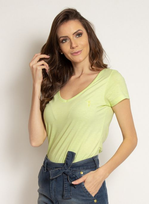 camiseta-aleatory-feminina-gola-v-basica-verde-limao-modelo-2019-5-