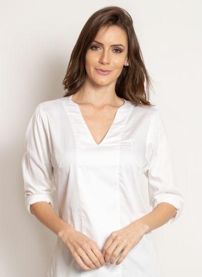 camisa-feminina-aleatory-manga-longa-branco-lisa-modelo-2019-1-