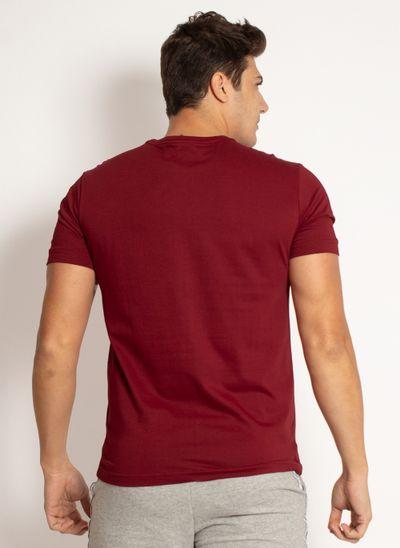camiseta-aleatory-masculina-lisa-vinho-modelo-2019-2-