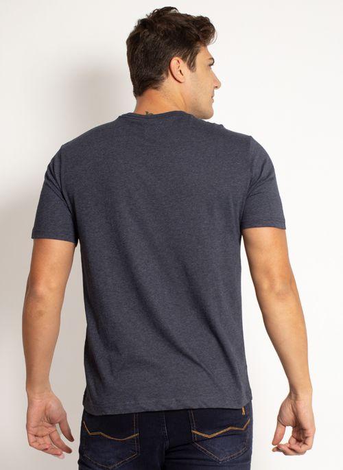 camiseta-aleatory-masculina-lisa-azul-mescla-modelo-2019-2-