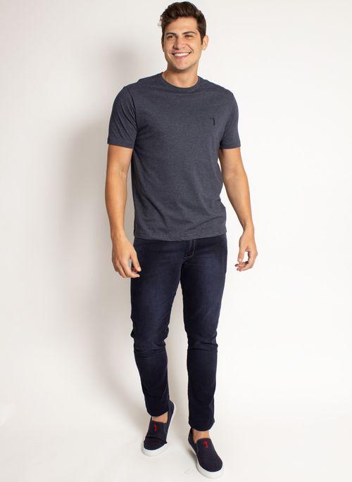 camiseta-aleatory-masculina-lisa-azul-mescla-modelo-2019-3-