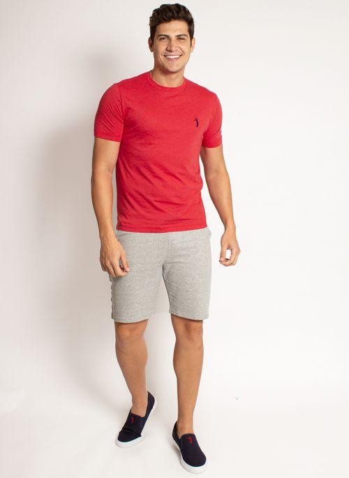camiseta-aleatory-masculina-lisa-vermelho-mescla-modelo-2019-3-