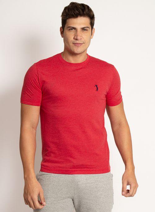 camiseta-aleatory-masculina-lisa-vermelho-mescla-modelo-2019-5-