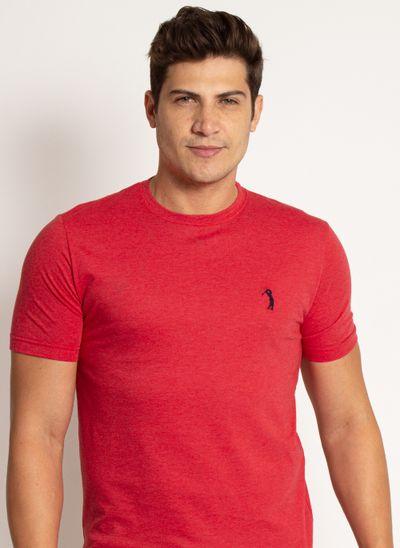 camiseta-aleatory-masculina-lisa-vermelho-mescla-modelo-2019-1-