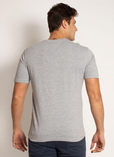 camiseta-aleatory-masculina-lisa-gola-v-masica-mescla-cinza-mescla-modelo-2019-2-