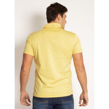 camisa-polo-aleatory-masculina-lisa-algodao-pima-amarelo-modelo-2019-2-