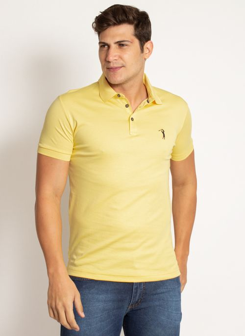 camisa-polo-aleatory-masculina-lisa-algodao-pima-amarelo-modelo-2019-5-
