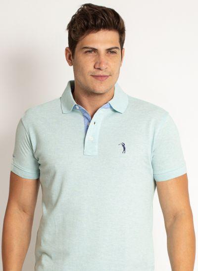 camisa-polo-aleatory-masculina-lisa-mescla-verde-modelo-2019-1-