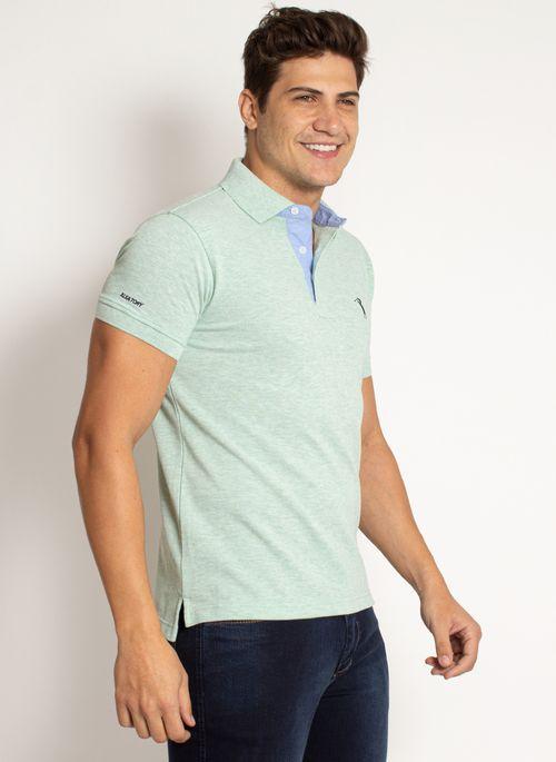 camisa-polo-aleatory-masculina-lisa-mescla-verde-modelo-2019-10-