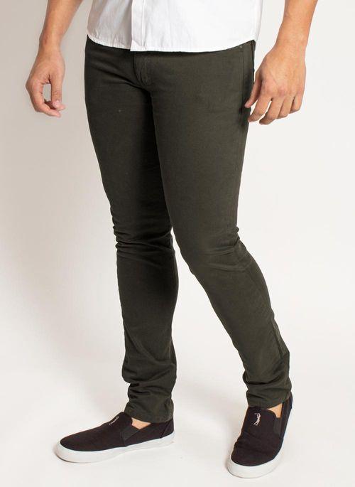 calca-sarja-aleatory-masculina-five-pockets-verde-modelo-2-