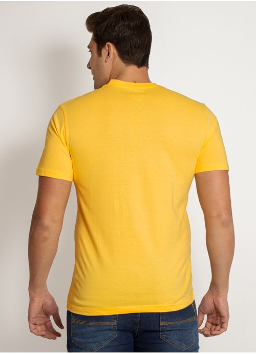 camiseta-aleatory-masculina-lisa-amarela-modelo-2019-2-