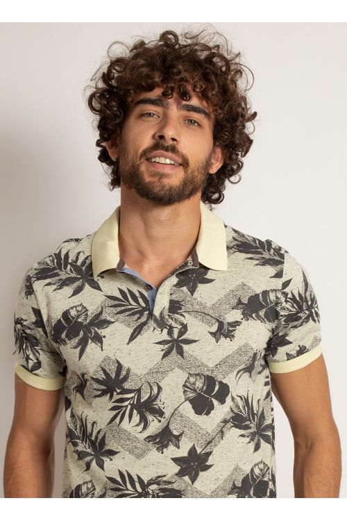 camisa-polo-aleatory-masculina-estampada-leaved-modelo-6-