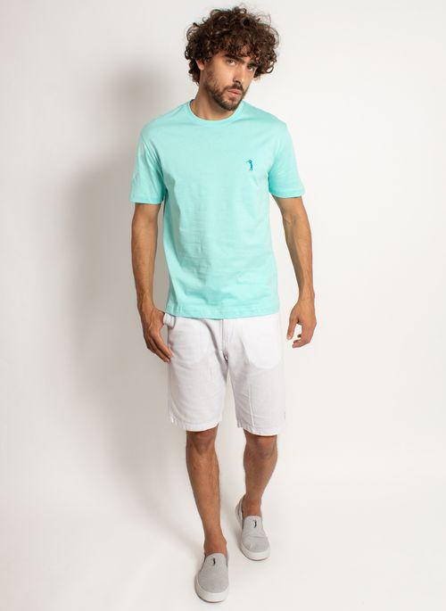 camiseta-aleatory-masculina-lisa-verde-verde-claro-modelo-3-