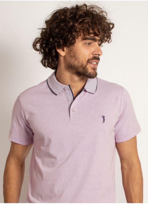camisa-polo-aleatory-masculina-lisa-king-mescla-lilas-modelo-1-