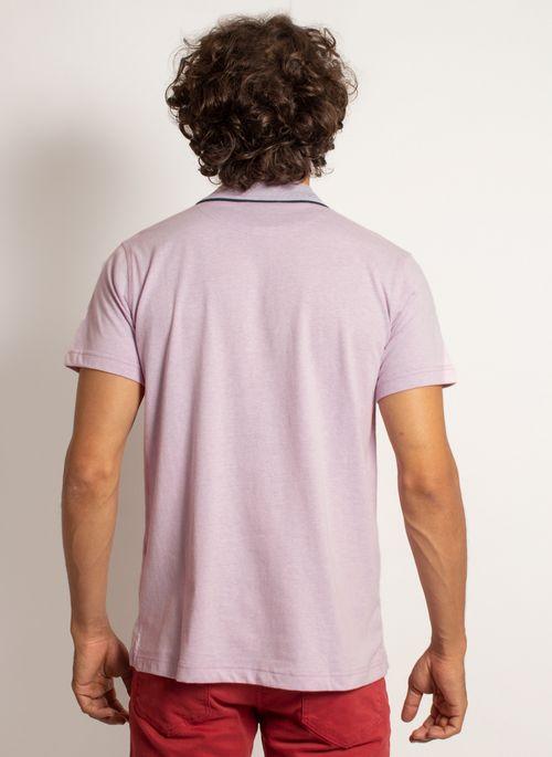 camisa-polo-aleatory-masculina-lisa-king-mescla-lilas-modelo-2-