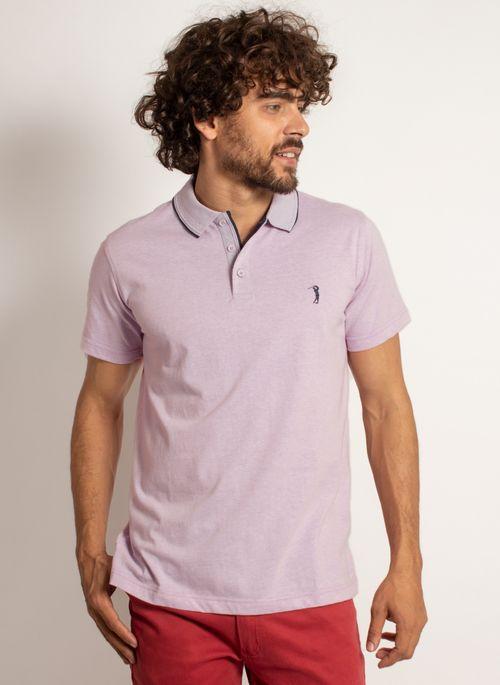 camisa-polo-aleatory-masculina-lisa-king-mescla-lilas-modelo-5-