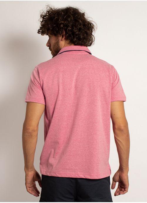 camisa-polo-aleatory-masculina-lisa-king-mescla-rosa-modelo-2-
