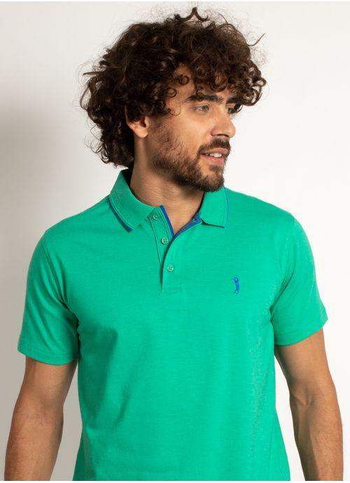 camisa-polo-aleatory-masculina-lisa-king-verde-modelo-1-