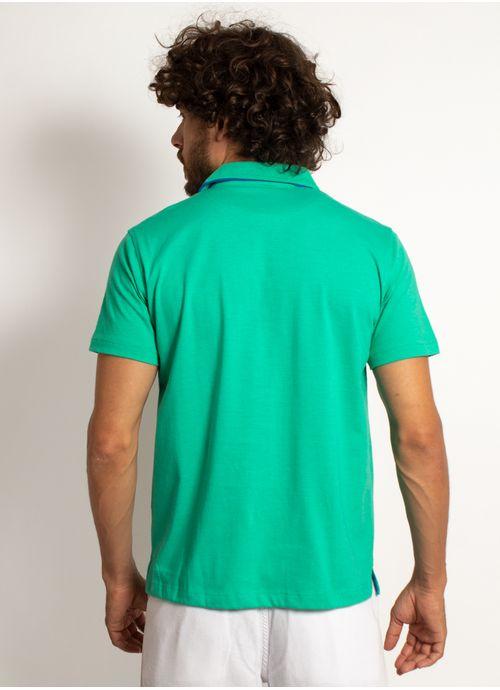 camisa-polo-aleatory-masculina-lisa-king-verde-modelo-2-