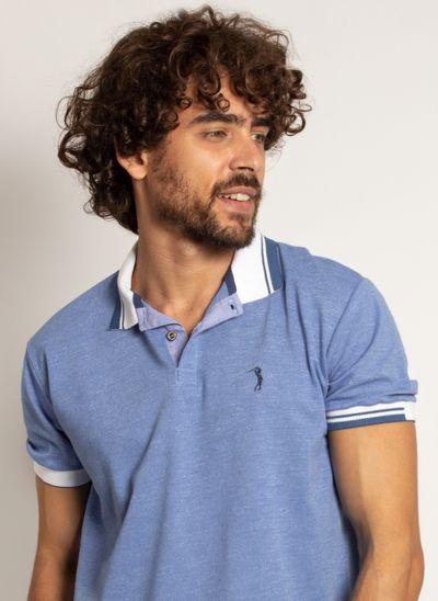 camisa-polo-aleatory-molinet-gola-jacquard-mescla-modelo-6-