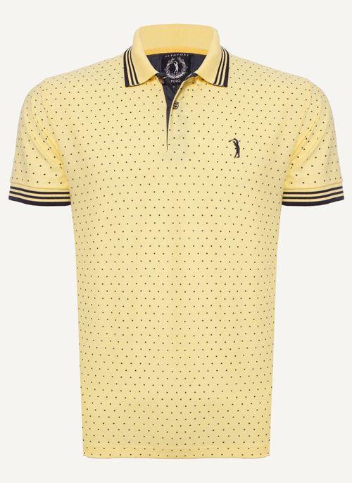 camisa-polo-aleatory-masculina-mini-print-square-amarela-still-1-