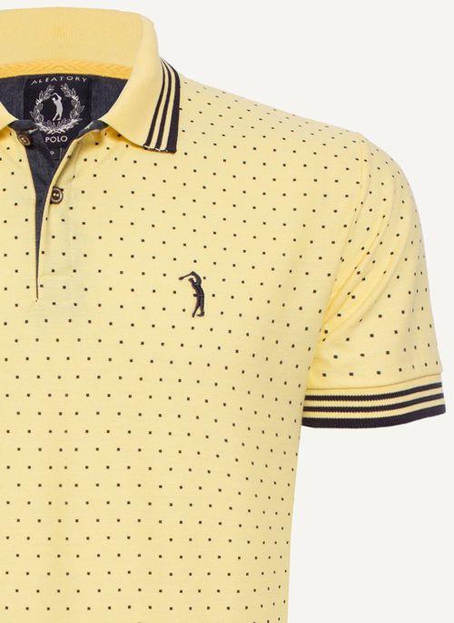 camisa-polo-aleatory-masculina-mini-print-square-amarela-still-2-