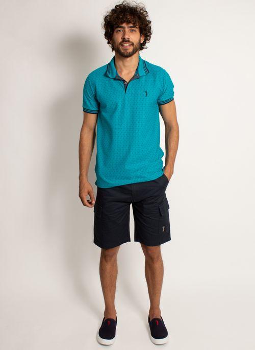 camisa-polo-aleatory-masculina-mini-print-square-azul-modelo-3-