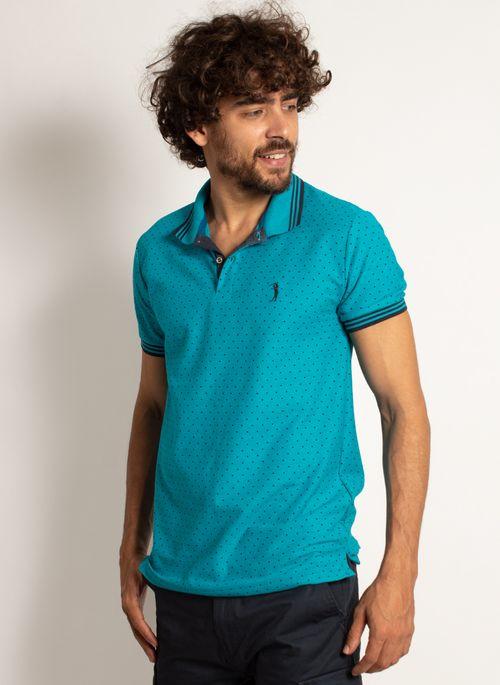camisa-polo-aleatory-masculina-mini-print-square-azul-modelo-5-