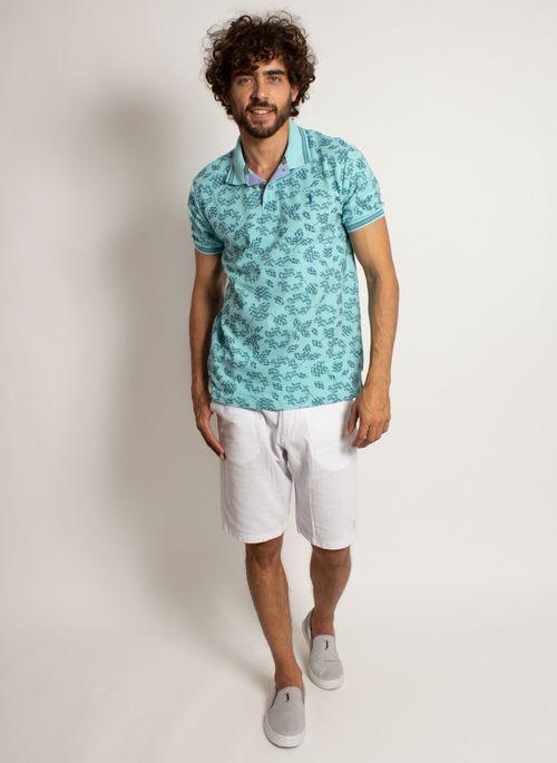camisa-polo-aleatory-masculina-mini-print-mix-verde-modelo-3-