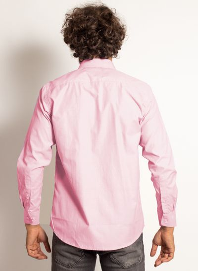 camisa-aleatory-masculina-manga-longa-slim-fit-soft-rosa-modelo-2-