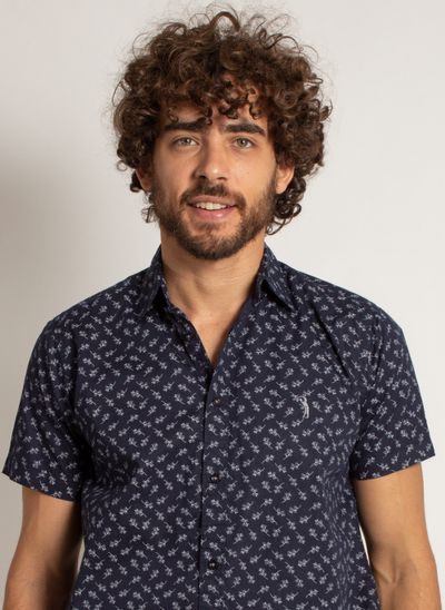 camisa-aleatory-masculina-manga-curta-leafy-modelo-1-