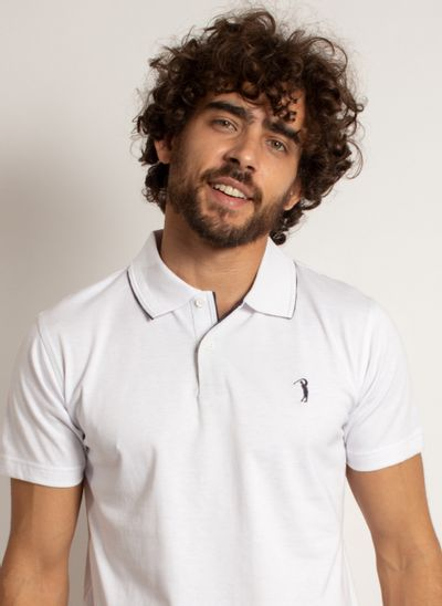camisa-polo-aleatory-masculina-lisa-dynamite-branca-modelo-1-